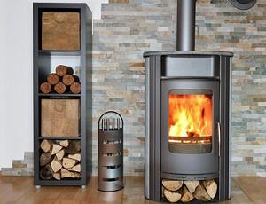 Brennholzregal wohnzimmer  Kaminholzregal & Kaminholzunterstand kaufen & selber bauen