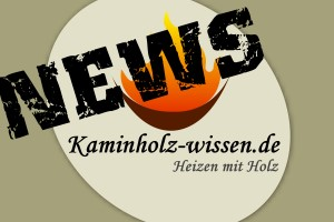 Kaminholz News - Neues Webdesign online